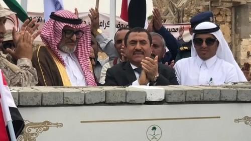 بدعم سعودي.. إطلاق 11 مشروعاً جديداً في محافظة حجة