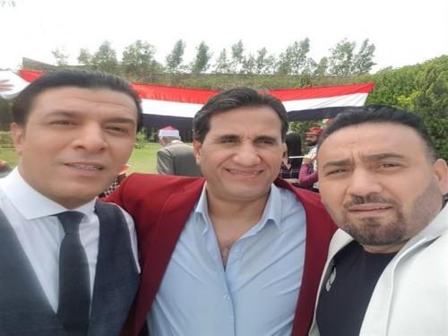 """أغنية """" حلوة بنت اللذينة """" تجمع مصطفى كامل ومجد القاسم وأحمد شيبة (فيديو)"""
