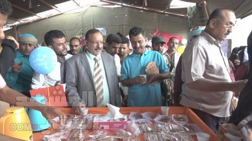 تدشين فعاليات أسبوع الأصم العربي بمحافظة لحج (صور)