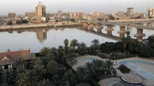 وفد مجلس التعاون الخليجي يصل إلي بغداد