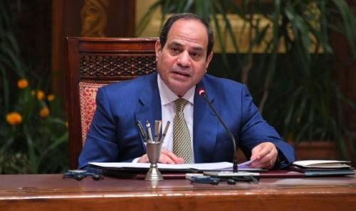 أول تعليق للرئيس المصري على نتيجة الاستفتاء على الدستور