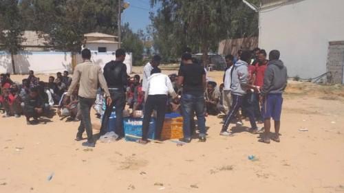 المنظمة الدولية للهجرة: إصابة عدد من المهاجرين بجروح خطيرة في ليبيا