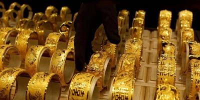 انخفاض الذهب إلى أدنى مستوياته خلال 4 أشهر