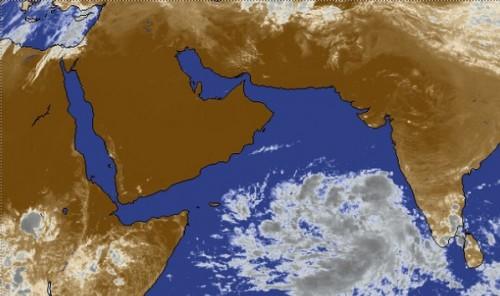 توقعات بإعصار مداري مطلع الأسبوع القادم جنوب شرق بحر العرب
