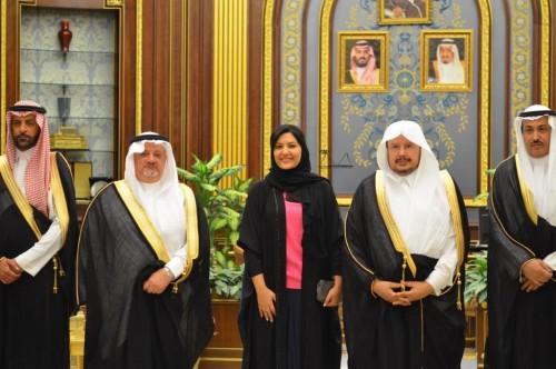 ريما بنت بندر: فخورة أن 20 % من أعضاء الشورى سيدات