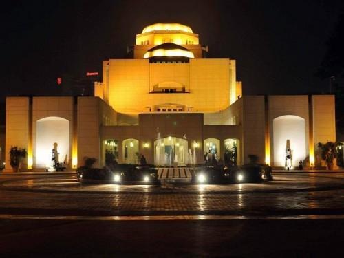 الأوبرا المصرية تفتح أبوابها مجانًا احتفالًا بأعياد تحرير سيناء