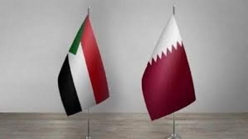 صحفي يكشف مفاجآة بشأن تحركات قطرية بالسودان