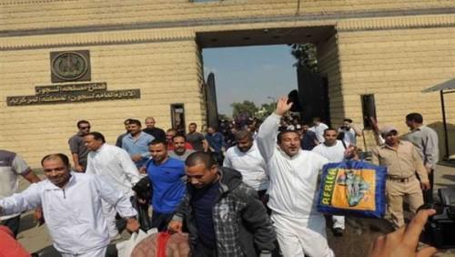 قطاع السجون المصري: الإفراج عن 3094 بمناسبة عيد تحرير سيناء