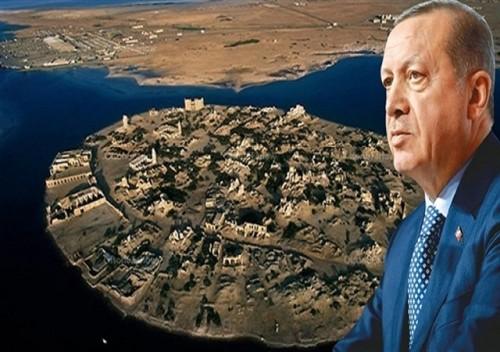 """وسط أطماع تركيا وقطر.. مصير مجهول ينتظر جزيرة """"سواكن"""" السودانية"""