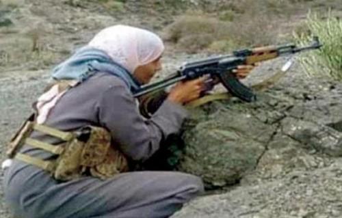 النساء.. أيقونة الصمود في وجه المليشيات الانقلابية