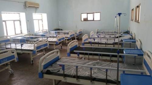 أجهزة طبية ومعدات جديدة لمستشفى جمال عبدالناصر في شبوة (صور)