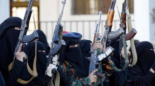 بـ تجنيد 4 آلاف «زينبية».. سلاح حوثي لتدمير اليمن