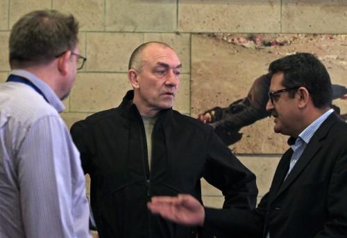 اجتماع جديد بين لوليسغارد والوفد الحكومي اليمني