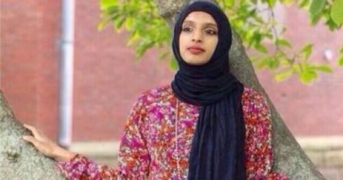 سريلانكا تعتذر لفتاة أمريكية محجبة لهذا السبب