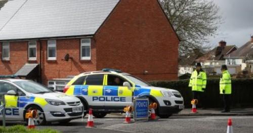 شرطة النقل البريطانية تخلي محطتي قطارات بعد إطلاق إنذار حريق