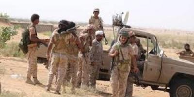 القوات الجنوبية تردع مليشيات الحوثي في شمال الضالع (فيديوجراف)