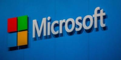 """ارتفاع القيمة التسويقية لـ""""مايكروسوفت"""" لتصل إلى تريليون دولار"""