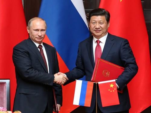 بوتين يجري محادثات مع الرئيس الصيني بشأن ليبيا وسوريا وفنزويلا