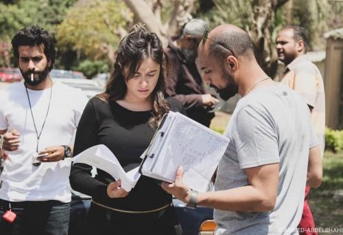 الانتهاء من مونتاج أول 5 حلقات لمسلسل ياسمين عبد العزيز