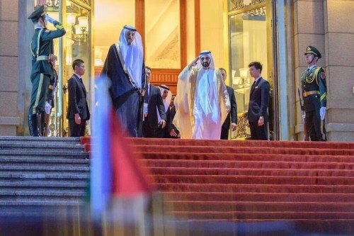 قرقاش: الإمارات حاضرة بقوة عبر سمعتها الطيبة والعلاقات المتنامية