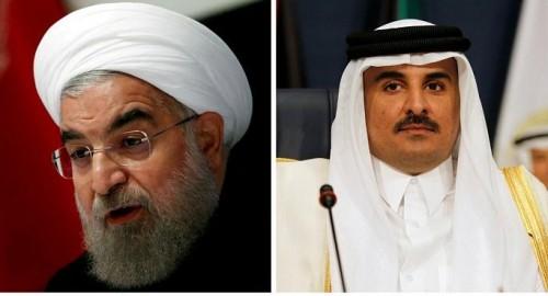 هكذا أنقذت قطر ملالي إيران من الانهيار بعد تطبيق العقوبات الأمريكية
