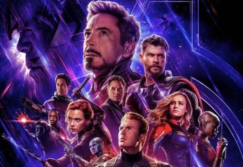 فيلم Avengers: Endgame يتصدر شباك التذاكر المصري