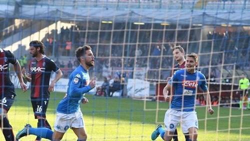 بولونيا يفوز على إيمبولي 3-1 في الدوري الإيطالي