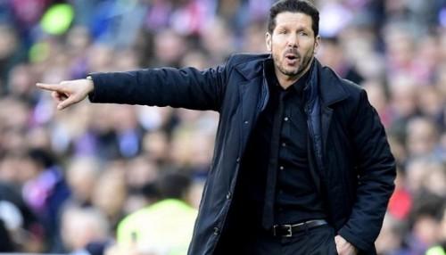سيميوني: المركز الثاني ليس فشلًا لأتلتيكو مدريد