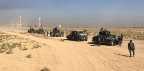 العمليات المشتركة بالعراق: تطهير جبال حمرين من داعش