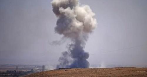4 قذائف صاروخية على المناطق الآمنة بريف حماة في سوريا