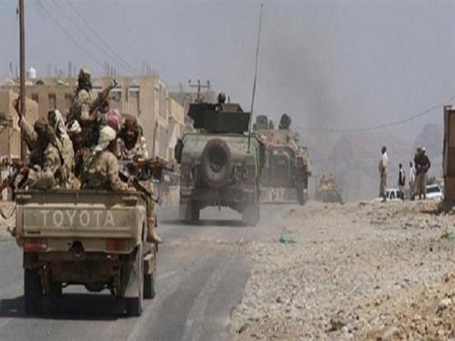 قوات الجيش تحكم سيطرتها الكاملة على مديرية باقم بصعدة