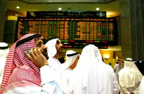 تراجع البورصة الخليجية متأثرة بهبوط سعر النفط