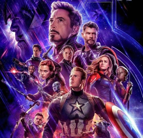 بعد طرحه.. شركة مارفل تطلق 6 بوسترات جديدة لـ Avengers: Endgame