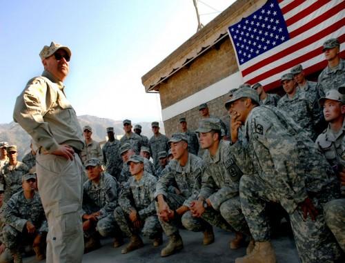 أمريكا ترفع حجم الإنفاق العسكري للمرة الأولى منذ 7 سنوات