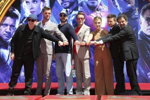 فيلم Avengers: Endgame يحصد 644 مليون دولار في يومين