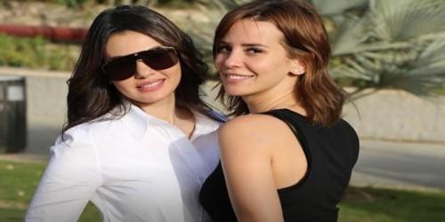 دينا فؤاد تحتفل مع إيمان العاصي بعيد ميلاد هذا الشخص (فيديو)