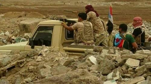 قوات الحزام الأمني تستعيد موقعاً استراتيجيا شمال الضالع