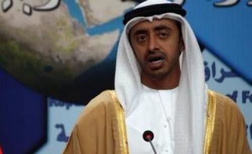 الإمارات وأمريكا يبحثان القضايا ذات الإهتمام المشترك علي رأسها اليمن
