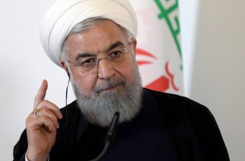 روحاني متحديًا واشنطن: لدينا 6 طرق لا تعرفها أمريكا لتصدير النفط