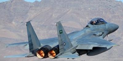مقاتلات التحالف تقصف مواقع المليشيات في عدد من المحافظات