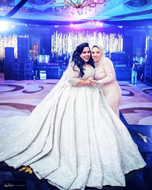 شيماء سيف تهنئ شقيقتها بعيد ميلادها