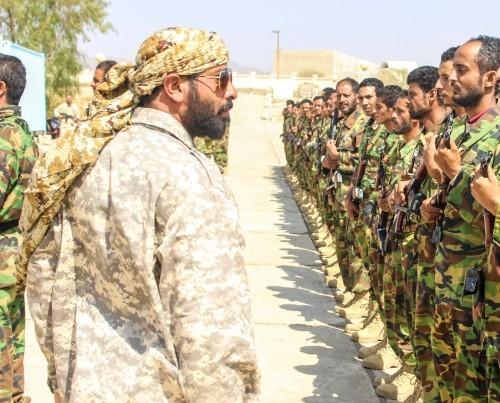 الحزام الأمني يزيح الغطاء عن خيانة الإخوان في الضالع