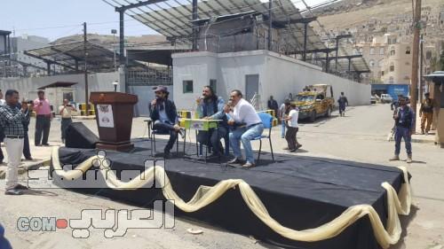 """اعتصام حوثي """"خمسة نجوم"""" يكلف شركة نفط صنعاء أكثر من 150مليون ريال (صور)"""