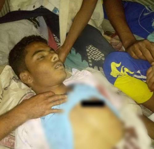 استشهاد أحد أفراد المقاومة الجنوبية برصاص قناص حوثي في جبهة حبيل حنش