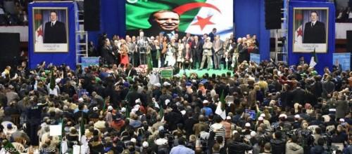 الرئيس الجزائري المؤقت يدعو إلى تجاوز الخلافات