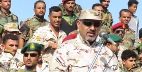 القائد الزبيدي يُوجه رسائل مدوية بشأن تعزيز ورفد الجبهات (فيديو)
