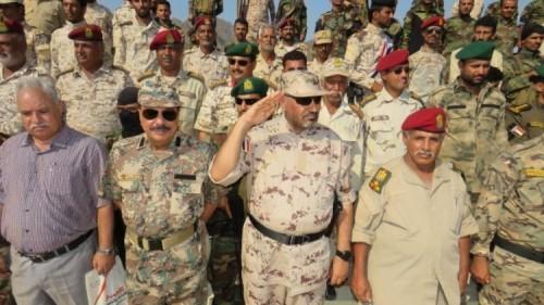 زيارة الزبيدي لوحدات العاصمة عدن.. دعم عسكري يوازي النجاحات الدبلوماسية