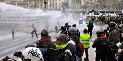مخاوف فرنسية من اندلاع أعمال عنف خلال الاحتفال بعيد العمال اليوم