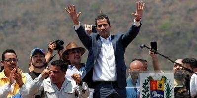 فنزويلا.. غوايدو يحث أعضاء الجيش لمواصلة جهودهم للإطاحة بمادورو
