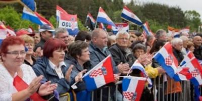 """انطلاق """" مسيرة مايو """" للحزب الإشتراكي في النمسا بمناسبة عيد العمال"""